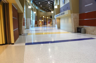 University Of Colorado Medical School >> Central States Terrazzo Association